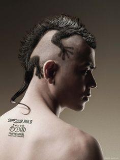 Bench Fix Hair Gecko ad