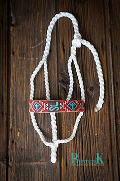 Busted K Beadwork- Beaded Belts, Tack and Jewelry Horse Gear, Horse Tack, Images Of Braids, Paracord, Barrel Racing Tack, Rope Halter, Horse Halters, Western Tack, Horse Accessories