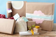 When it comes to making a memorable statement, it's the details and thoughtful little touches that truly stand out. From here on out, take a vow to wow recipients with beyond average packaging techniques. You'll hardly be short on ideas with our three-step approach to great presentation.