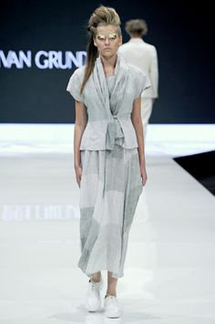 Ivan Grundahl : Copenhagen Fashion Week Spring Summer 2013