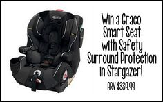 Graco Smart Seat Convertible - $339 - US