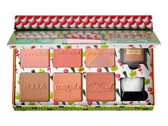 Benefit Cheeky Sweet Spot Box O'Blushes--NEED THIS
