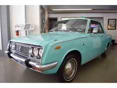 1969 Toyota Corona for sale | Listing ID: CC-1030753 | ClassicCars.com | #DriveYourDream | #ToyotaCorona