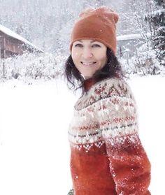 Nordic Sweater, Nice Weekend, More Fun, Knits, Madness, Wish, Knit Crochet, Winter Hats, Knitting
