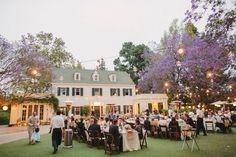 lovely outdoor wedding venue, summer wedding venue | Mcormick House