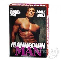 Mannequin Şişme Erkek Manken