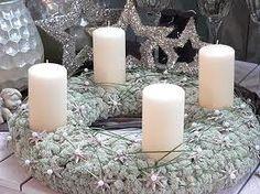 96 besten adventskranz bilder auf pinterest christmas time