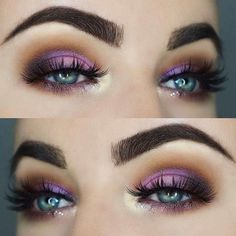 Accentuate Your Eyes with Purple Eyeshadows picture 3