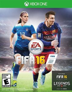FIFA 16 Xbox One Digital Game Download Xbox Live CD-Key Global for only $46.95. #videogames #game #games #deal #deals #gaming #awesome #awesomeness #awesomesauce #cool #gamer #gamers #win #ftw