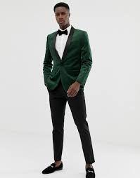 Green Tuxedo, Breast, Suit Jacket, Suits, Jackets, Fashion, Down Jackets, Moda, Fashion Styles
