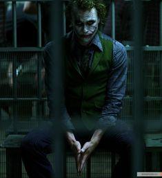 The Joker Photo: Smile