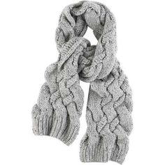 Island of Misfit Patterns » Blog Archive » Burberry-esque Cabled Scarf