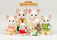 La famille Chihuahua