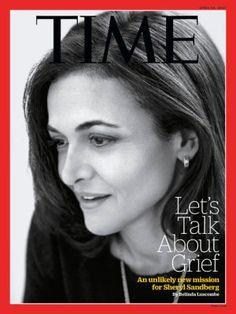 Sheryl Sandberg: Option B and Life After Grief
