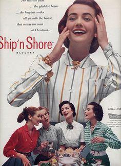 23 Best Ship N Shore Images 1950s Fashion Fashion Vintage