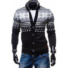 Nádherný sveter s nórskym vzorom Sweaters, Fashion, Moda, Fashion Styles, Sweater, Fashion Illustrations, Sweatshirts, Pullover Sweaters, Pullover