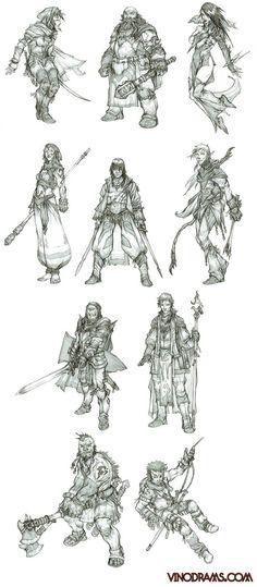 character art  | http://3dcharacter727.blogspot.com