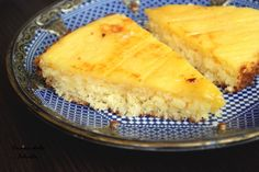 Cucina della Felicità: Marokańskie ciasto kokosowe