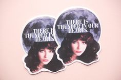 Kate Bush Sticker by darcydubose on Etsy