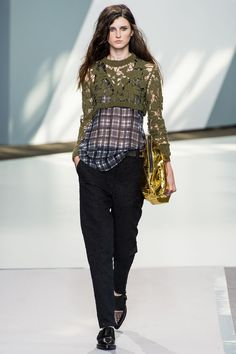 3.1 Phillip Lim Spring 2013 Ready-to-Wear Fashion Show - Casey Hinschen