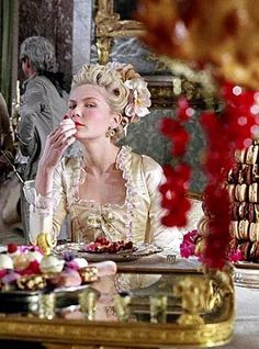 My absolute favorite still from Marie Antoinette.