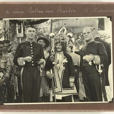 The Previous Sultan of Buton, in Makassar, anonymous, 1938 - Rijksmuseum Makassar, Old Portraits, Dutch East Indies, Western North Carolina, Tsar Nicholas, East Tennessee, Imperial Russia, World War One, History Photos