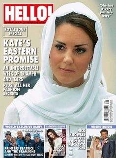 The following year in September 2012, William and Kate carried out a tour to Singapore, Malaysia, the Solomon Islands and Tuvalu on behalf of the Queen for the Diamond Jubilee. The Duchess was famously pictured wearing a headscarf as she visited the Assyakirin Mosque - the biggest in Malaysia - evoking memories of the late Princess Diana who wore a similar attire during a tour of Egypt in 1992.