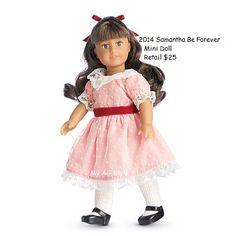 mini dolls american