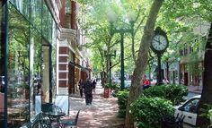Capitol Street, Charleston, West Virginia