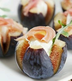 Old, but gold Canapes Recipes, Easy Appetizer Recipes, Easy Recipes, Seafood Recipes, Grilling Recipes, Cheese Recipes, Mushroom Appetizers, Shrimp Appetizers, Tapas