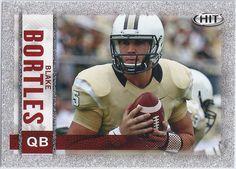 Blake Bortles (Rookie) Jacksonville Jaguars 2014 Sage Hit (Silver Parallel) card #105