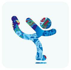 Sochi Winter Olympics 2014 Pictogram