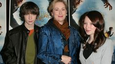Cast of Lemony Snicket's A Series of Unfortunate Events