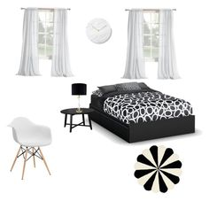 """""""My bet room"""" by senguel-a on Polyvore featuring interior, interiors, interior design, Zuhause, home decor, interior decorating, South Shore und PBteen"""