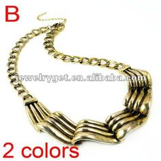 Aliexpress.com : Buy Vintage Alloy Mental Gold/Silver Choker Necklace,  Western Desgin Necklace, NL 1726 from Reliable choker necklace suppliers on Well Done Fashion Jewelry Co.,Ltd. $9.26