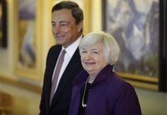 The Fed and the ECB tighten with caution - Nikkei Asian Review
