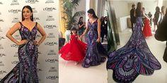 Aishwarya Rai Bachhan Red Carpet Appearance Cannes 2018