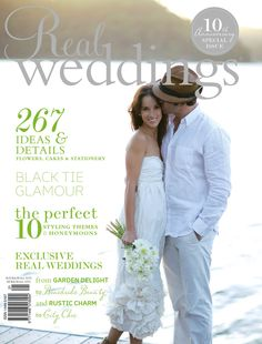 Real Weddings - Issue 21