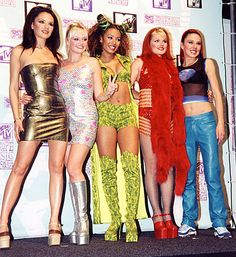The Spice Girls, The MTV Movie Awards, 1997