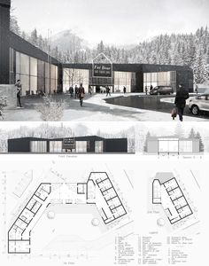 FAT BEAR Tourist Hotel Complex in Karpaty on Behance
