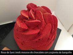 Pastel de chocolate. La Pastisseria, Barcelona