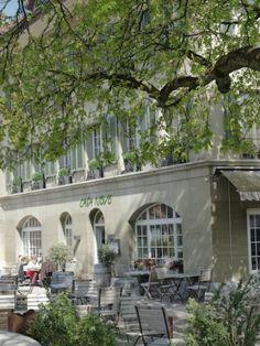 Restaurant Casa Novo #Bern #Switzerland Bern, Wedding Locations, How Beautiful, Switzerland, Restaurants, Houses, Mansions, Live, House Styles