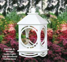 Bird Feeder Woodworking Plans - 4 Sided Birdfeeder Woodcraft Pattern