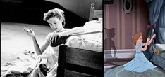 Wendy [voiced by Kathryn Beaumont] - Peter Pan Animation Film, Disney Animation, Disney Magic, Walt Disney, Backstage Disney, Kathryn Beaumont, Alice In Wonderland 1951, Disney Fun Facts, Disney Animated Films