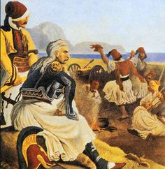 Theodoros Kolokotronis; 3 April 1770 – 4 February 1843)  Greek general and the pre-eminent leader of the Greek War of Independence against the Ottoman Empire. Kolokotronis' greatest success was the defeat of the Ottoman army under Mahmud Dramali Pasha at the Battle of Dervenakia in 1822. In 1825, he was appointed commander-in-chief of the Greek forces in the Peloponnese. Today, Kolokotronis ranks among the most revered of the protagonists of the War of Independence.