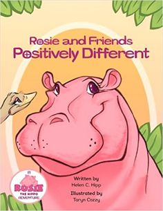 Rosie and Friends Positively Different Children's Book #sponsored review