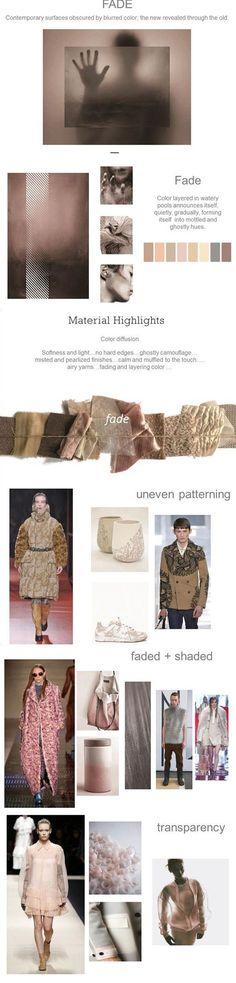 Pantone Color Trends Autumn/Winter 2016/17