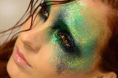 Irina Cajvaneanu makeup