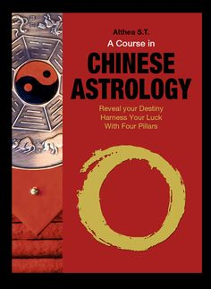 A Course In Chinese Astrology: Reveal Your Destiny, Harness Your Luck With Four Pillars – Paperback Good Books, Free Books, My Books, Astrology Books, Tired Of Waiting, Eastern Philosophy, Chinese Astrology, My Destiny, Book Recommendations