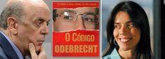 Não deu no Jornal Nacional:  Marcelo Odebrecht esteve com Serra no escritório da filha Verônica